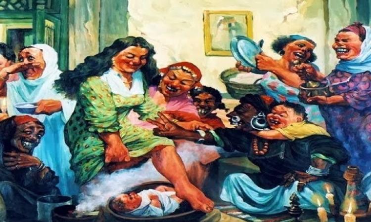 أصل عادة السبوع المنتشرة فى جميع البيوت المصرية