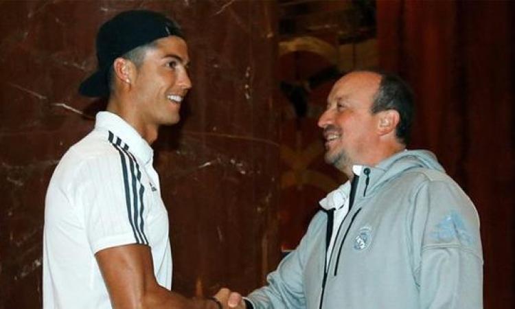 تابع كريستيانو رونالد فى ريال مدريد بكأس الأبطال الجمعة