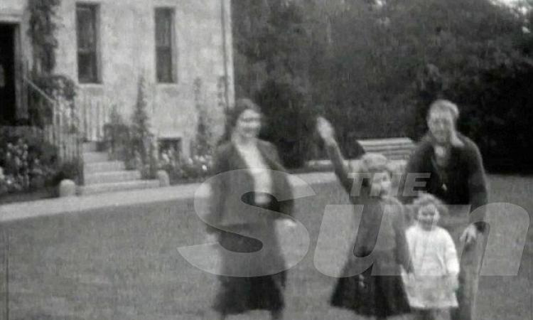 صور .. تحية الملكة إليزابيث النازية.. تثير ضجة عارمة