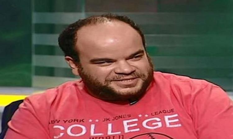 محمد عبد الرحمن: رؤية عادل امام كانت صدمة