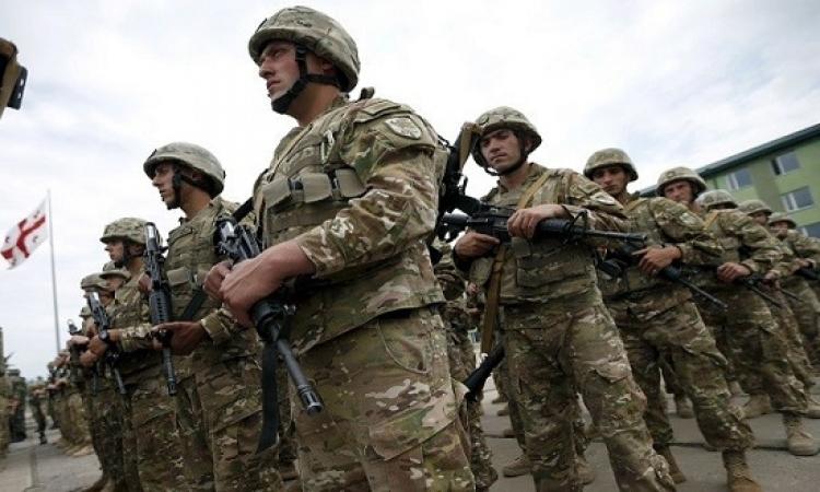انطلاق تدريبات عسكرية لحلف الناتو فى الأراضى الجورجية