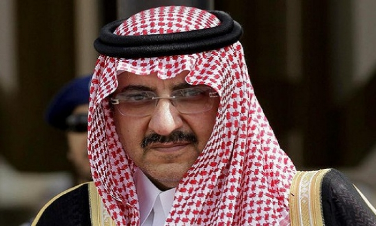 الملك سلمان يعين حمد بن نايف فى إدارة شؤون الدولة