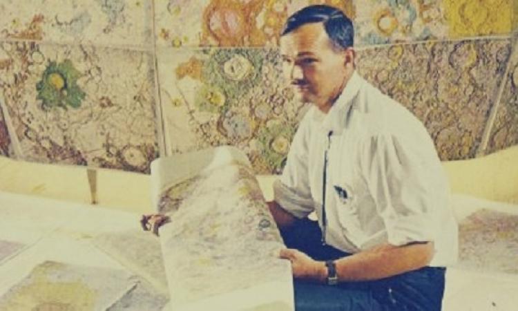 بالصور .. قصة الرجل الذى دفنت ناسا رماد جثته على سطح القمر