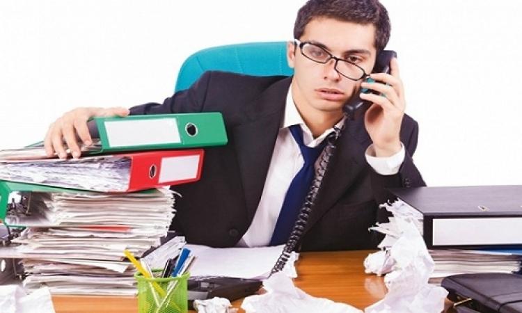 دراسة بريطانية :مدمنو العمل أكثر عرضة للأصابة بالسكتات الدماغية