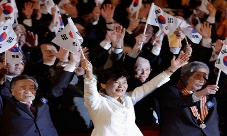 كوريا الشمالية تحتفل بالذكرى السبعين للاستقلال عن اليابان