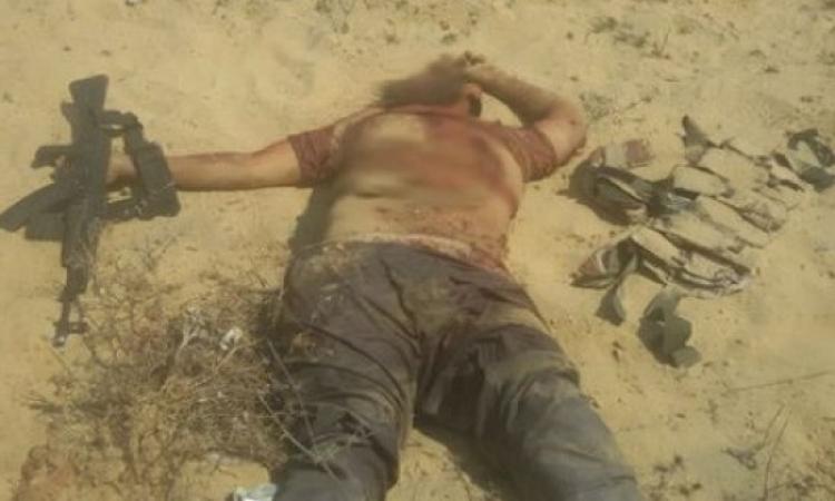 """مقتل سليم الهرم اخطر قياديى """"بيت المقدس"""" فى تبادل لإطلاق النار بالشيخ زويد"""