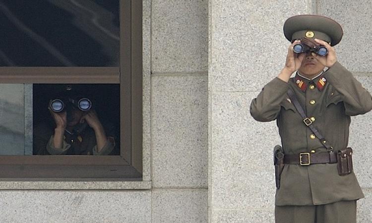 اجتماع للكوريتين قبل انتهاء مهلة الحرب التى اعلنتها بيونج يانج