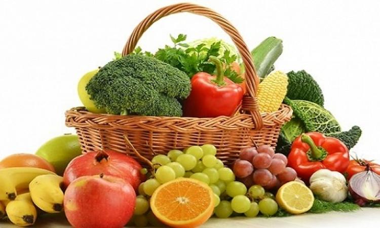 نصائح صحية للحفاظ على القيمة الغذائية للخضراوات والفاكهة.. تعرفى عليها