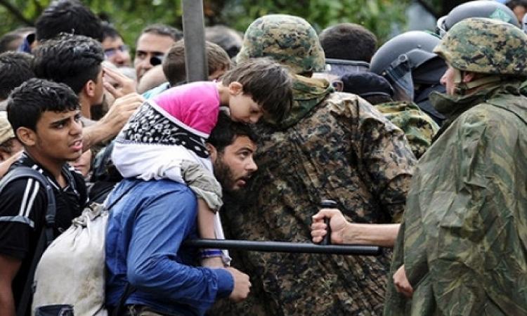 مقدونيا تفتح أبوابها للمهاجرين.. أهلا أهلا بالزوار