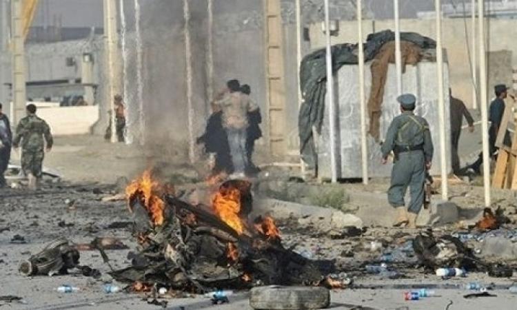 ارتفاع حصيلة ضحايا هجوم كابول الارهابى إلى 43 قتيلاً