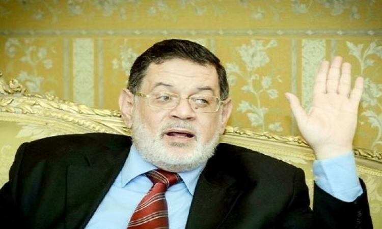 الخرباوى: الإخوان حرضوا بريطانيا على مصر ومستعدون للذهاب إلى إسرائيل