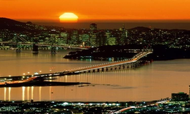 سان فرانسيسكو .. مدينة الذهب والجسر والهرم !!
