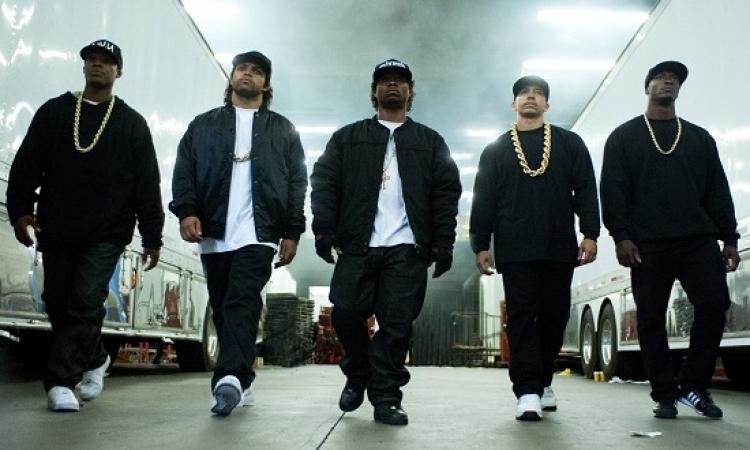 بالفيديو .. Straight Outta Compton يواصل تصدر الايردات للأسبوع الثالث على التوالى