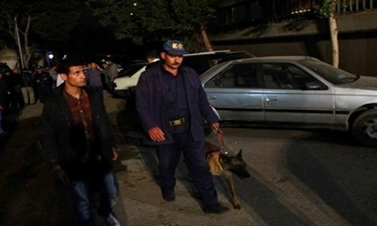 الشرطة تعثر على حذام ناسف مع سيدة عجوز ببشتيل