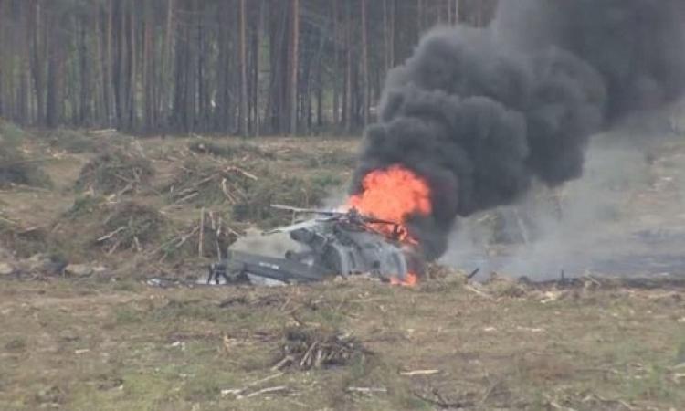 سكاى نيوز : سقوط طائرة مدنية روسية وسط سيناء