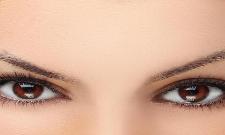 نصائح مكياج للعيون البنية