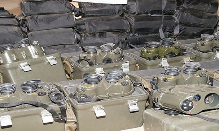 العثور على أجهزة اتصالات وأسلحة إيرانية لدى الحوثيين