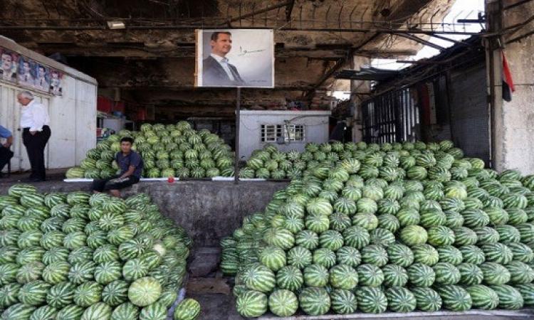 بالصور .. أسواق دمشق تستعد للعيد بعيداً عن القصف والمعارك