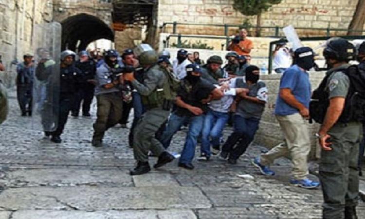 الاحتلال يقتل فتى فلسطينى بـ 15 طلقة فى بالقدس .. ده ايه الغل ده !!