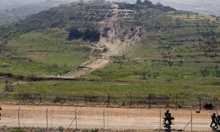 إسرائيل تضرب الجيش السورى بالجولان
