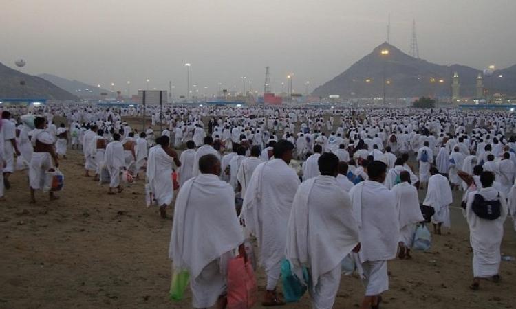 استمرار كوارث موسم الحج : وفاة 100 حاج وإصابة 390 فى حادث تدافع بمشعر منى