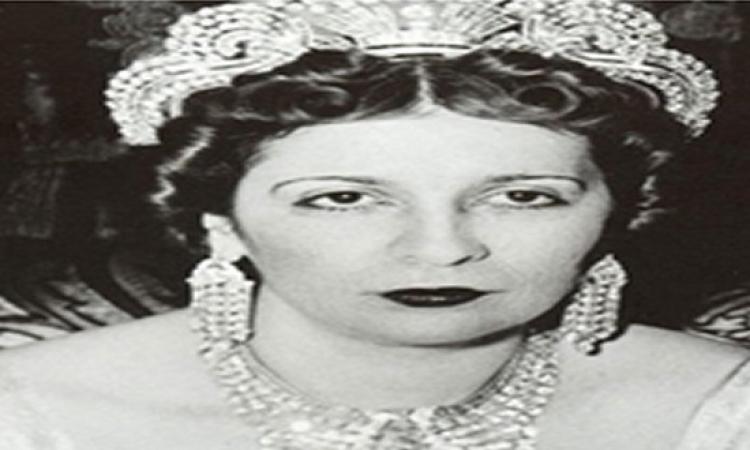 الملكة نازلى صبرى.. أم الملك وحفيدة سليمان باشا الفرنساوى