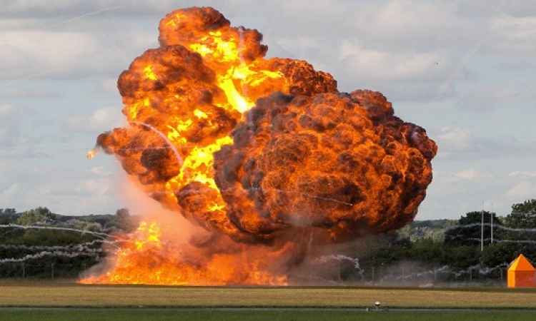 سلسلة من الانفجارات فى إسرائيل
