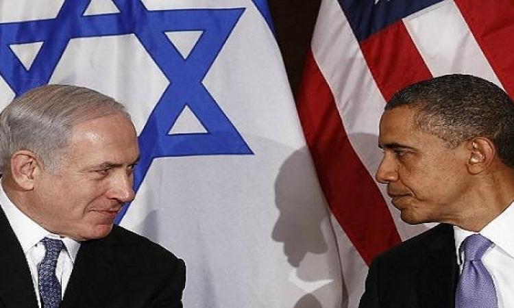 باراك أوباما يستقبل نتنياهو بالبيت الأبيض فى 9 نوفمبر القادم