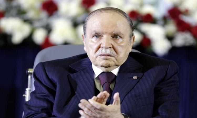 التليفزيون الجزائرى: بوتفليقة يحتفظ بمنصب وزير الدفاع بالحكومة الجديدة