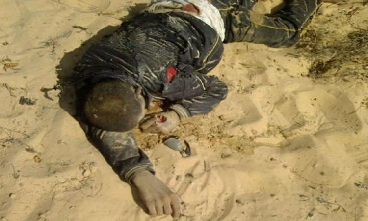 الطيران يقتل 40 إرهابيًا مسلحًا بقرية المقاطعة بشمال سيناء