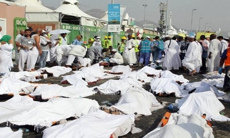 ارتفاع عدد ضحايا تدافع منى إلى 769 وفاة و 934 مصابا
