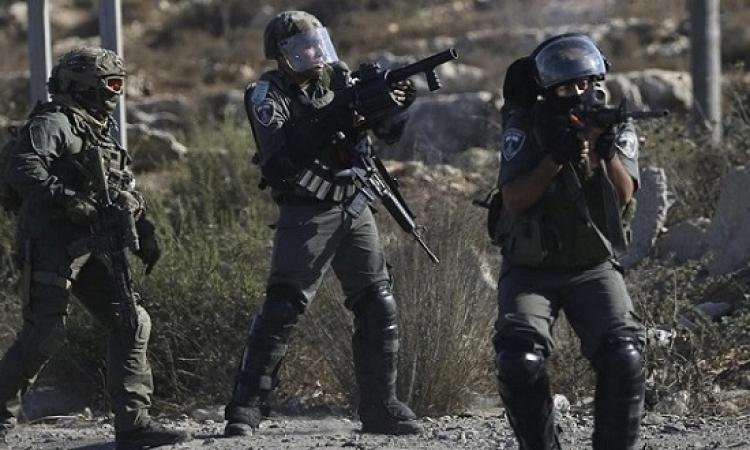 مواجهات بين الفلسطينيين وقوات الاحتلال .. وإضراب فى الضفة نصرة للأقصى