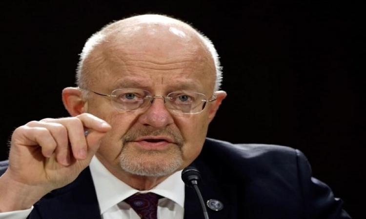 جيمس كلابر: التجسس الإلكترونى الصينى يستهدف طائفة كبيرة من المصالح الأمريكية