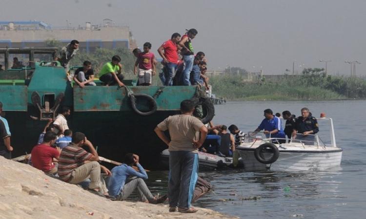 محاكمة تأديبية عاجلة لـ7 متهمين فى حادث غرق مركب الوراق