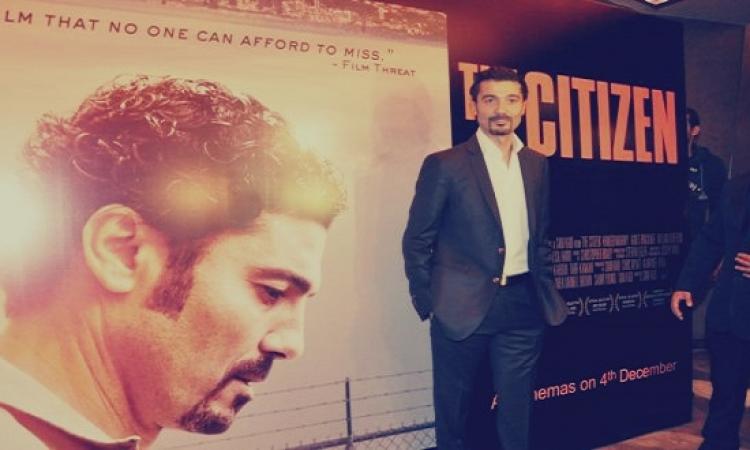 خالد النبوى: عرض المواطن فى مهرجان الفيلم اللبنانى بأستراليا