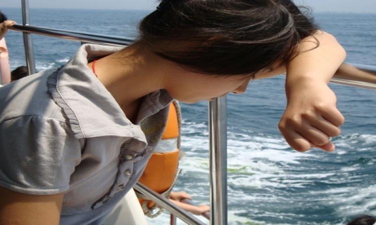تجنب الإصابة بدوار البحر من خلال هذه الطرق