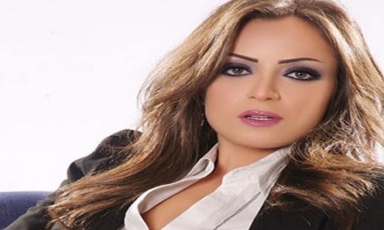 بالصور.. ريم البارودى تتباهى بخطيبها أحمد سعد بعد خسارته للوزن