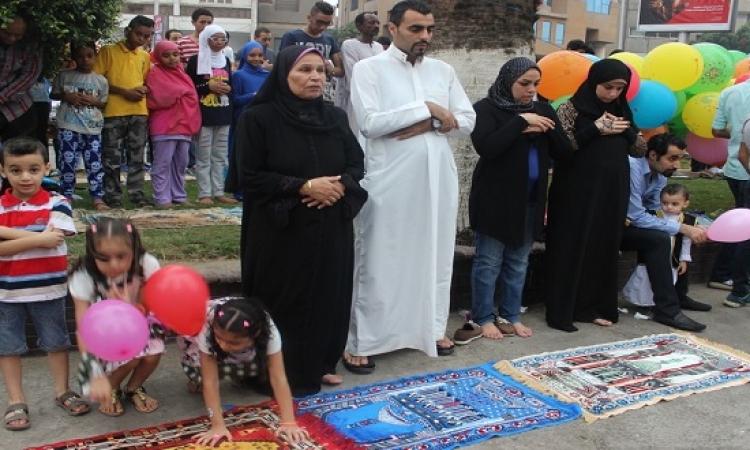 صلاة عيد الأضحى فى السادسة و 9 دقائق