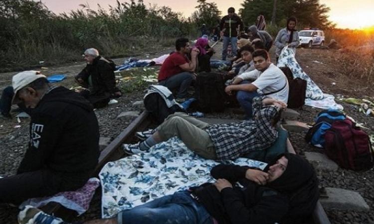 المجر تنشر الجيش خوفا من دخول المهاجرين