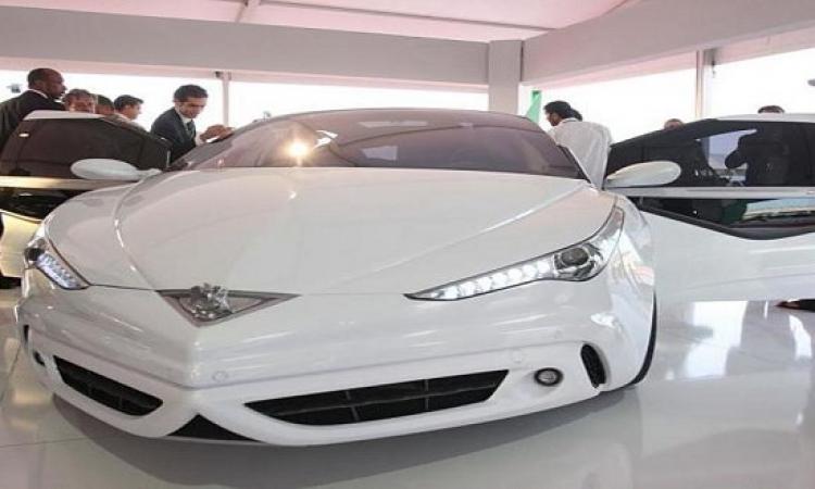 بالصور.. السيارة الأكثر أمنا فى العالم من تصميم القذافى