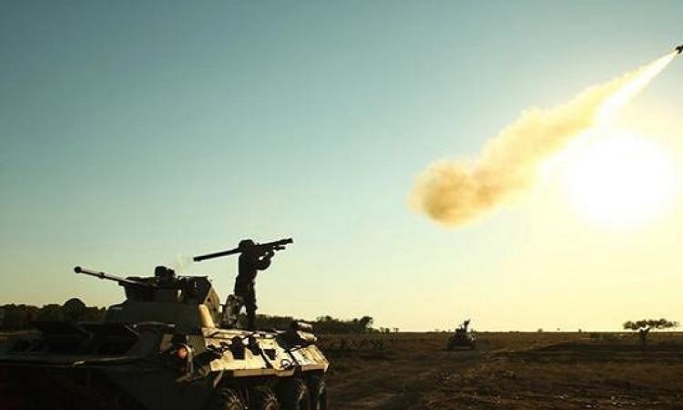 الجيش السورى يبدأ استخدام أسلحة روسية حديثة .. اخيراً !!