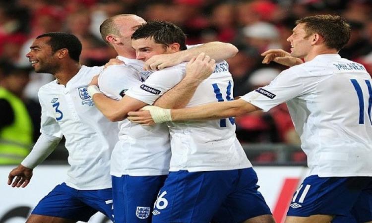 منتخب إنجلترا يحقق العلامة الكاملة في تصفيات يورو 2016