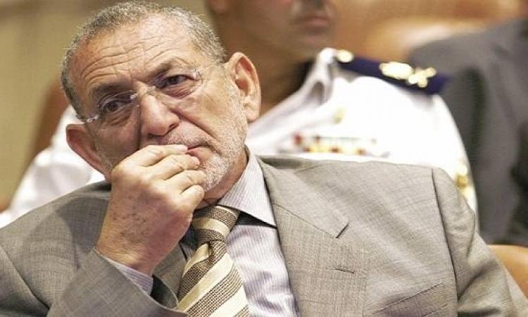 هجوم عنيف من عدلى القيعى لطاهر ابو زيد عبر قناة الأهلى