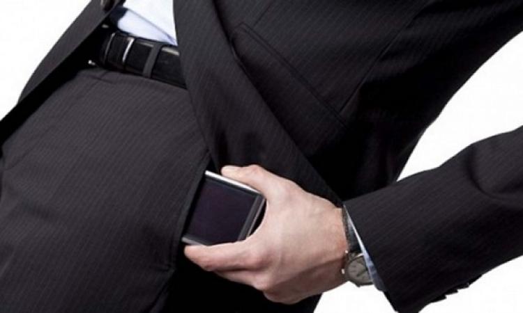 ملابس داخلية للرجال للحماية من أخطار الهواتف المحمولة