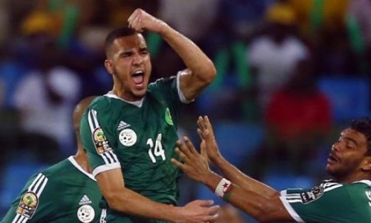 المنتخب الجزائرى يهزم ليسوتو 3-1 بالتصفيات المؤهلة لأمم أفريقيا 2017