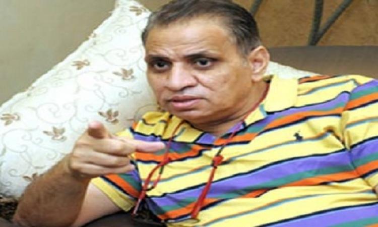 ترحيل أحمد السبكى لمعسكر قوات الأمن المركزى تنفيذًا لحكم قضائى