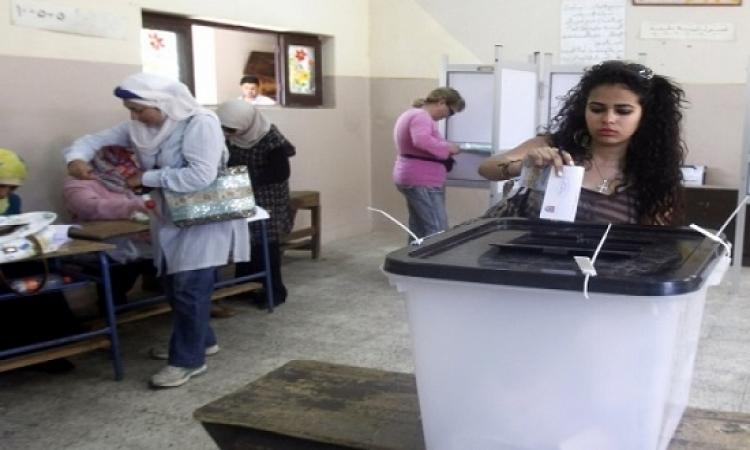 شجار فى لجان بالبدرشين بين أنصار المرشحين بسبب السيدات