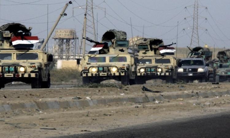 القوات العراقية المشتركة تحرر بروانة بالأنبار من يد داعش