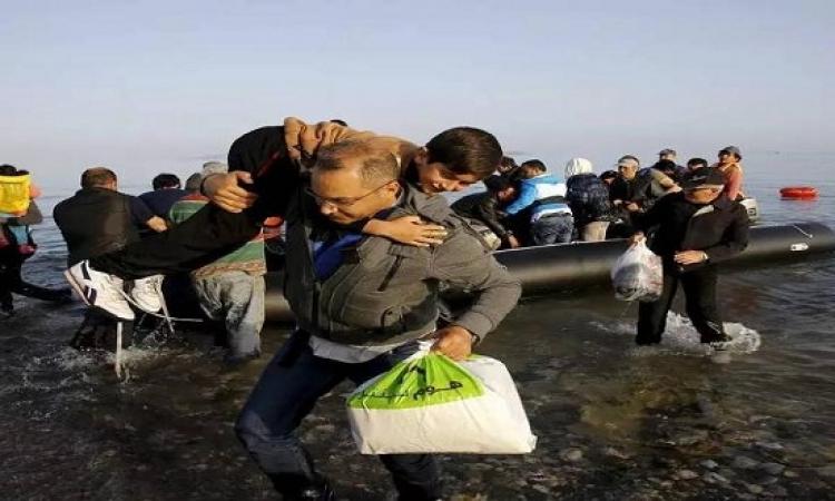 الاتحاد الأوروبى يستقبل أكثر من 710 ألف مهاجر خلال تسعة أشهر