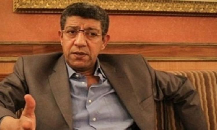 عبد الله فتحى يطالب بمنح القضاة شيك على بياض